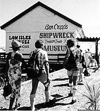 Ben Cropp's Shipwreck Museum was opened in 1980 on the Council's old sugar wharf in Port Douglas